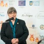 Мари-Элен Леріссі: Я имею особую нежность к Украине