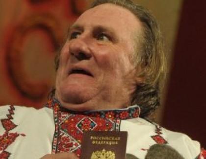 Жерару Депардье на пять лет запретили въезд в Украину