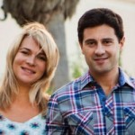 Антон Макарский против того, чтобы его жена уделяла много времени соцсетях