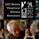Номинанты на премию ASC 2015: Кто же лучший оператор?