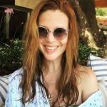 Наталья Подольская вернулась «довагітну» вэс (фото)