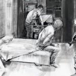 Донецкий художник готовит книгу иллюстраций о своем пребывании в плену «ДНР»