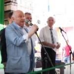 В Одессе Жванецкий открыл книжную выставку «Зеленая волна»