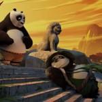В тизере «Кунг-фу панда 3» показали пародию на «Звездные войны»