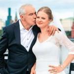 Актер Сергей Гармаш выдал дочь замуж