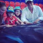 Молодая жена Дмитрия Диброва удивила смелым селфі грудь (фото)