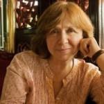 Лауреатом Нобелевской премии по литературе стала белорусская писательница Светлана Алексиевич