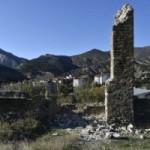 В Судаке обвалилась одна из башен Генуэзской крепости