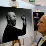 На выставке «Победители» показали необычные фотографии бойцов АТО с протезами