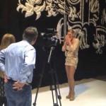 Волочкова убила наповал откровенным нарядом (видео)