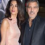 Амаль Клуни ревнует мужа к Синди Кроуфорд