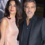 Жена Джорджа Клуни ссорится с актѐром за его дружбу с Синди Кроуфорд