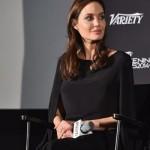 Худощавая Джоли шокировала бледным лицом (фото)