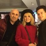 Валерия и Иосиф Пригожин неожиданно познакомились с Павлом Дуровым в Лондоне