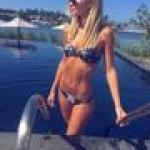 Актриса Екатерина Кузнецова похвасталась фигурой в купальнике (фото)