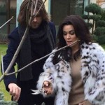 Муж Анастасии Заворотнюк болезненно переживает разлуку с женой