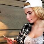 Экс-«ВИА Гра» похвасталась необъятными грудью