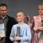 Театральный арт-проект «Оскар и Розовая Дама» получил театральную премию «Зеркало сцены»