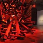 В Мыстецком арсенале воссоздали атмосферу фильма «Тени забытых предков»