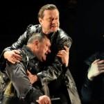 В Киеве состоялась премьера спектакля «Ричард III» с Бенюком и Ступкой в главных ролях
