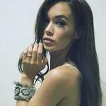 Мария Яремчук похвасталась формами в откровенном платье в форме ночной рубашки(фото)