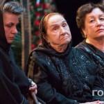 После смерти Дмитрия Гнатюка эго жена перенесла инсульт