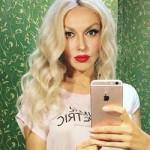Оля Полякова показала фото без макияжа: «Не надо мне писать, что я страшная»