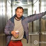 Константин Томильченко: Мне сложнее быть ведущим