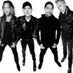 Группа Metallica сыграл песню на детских инструментах