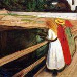 Картина «Девушки на мосту» Мунка продана на аукционе за 54,5 миллиона долларов