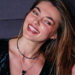 27-летняя украинская топ-модель в откровенном наряде попыталась затмить подругу Ди Каприо (фото)