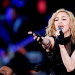 Мадонна устроила уличный концерт в поддержку Хиллари Клинтон