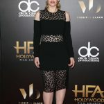 Hollywood Film Awards: Натали Портман показала округлившийся животик, а Кейт Хадсон удивила декольте (фото)