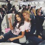 Как модели Victoria's Secret готовятся к показу в Париже (фото,видео)