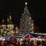 Киевские власти опубликовали план мероприятий на новогодние праздники