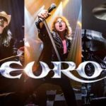 Рок-группа Europe отменила свой концерт в Киеве