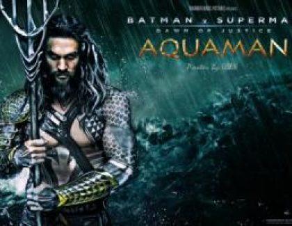 Сольный фильм про Аквамена выйдет на экраны в октябре 2018 года