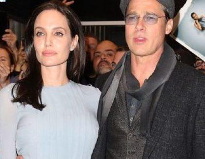 Анджелина Джоли просит Брэда Питта помочь найти нового психотерапевта для их детей