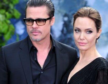 Анджелина Джоли и Брэд Питт могут лишиться приемных детей