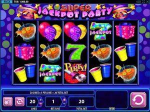 Игровые автоматы на тему вечеринок. Достоинства и функции увлекательных слотов